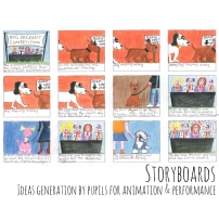 animation storyboard 1