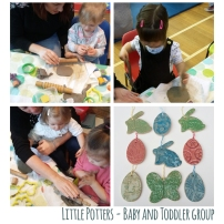 Early Years Little Potters 280217