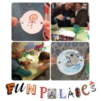 Fun Palaces - animation workshops