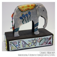 Clay Sami's elephant