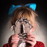 Farmilo Primary School - Year 2 Clay Selfie