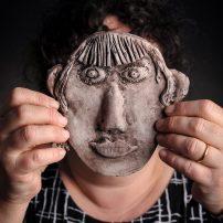 Unanima Theatre - clay selfie