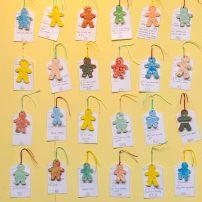 Exhibition display - preschoolers