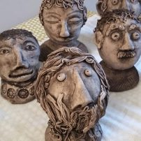 Mud Heads - Growing Bolder over 60s group