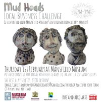 Mud Heads flyer
